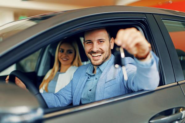 Wypożyczalnia aut osobowych